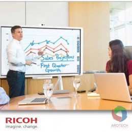 RICOH IWB 6510 (Interactive Whiteboard)