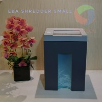 EBA Deskside Document Shredder - Paper Shredder