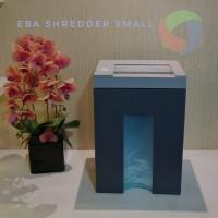 EBA Penghancur Dokumen Kertas - Paper Shredder